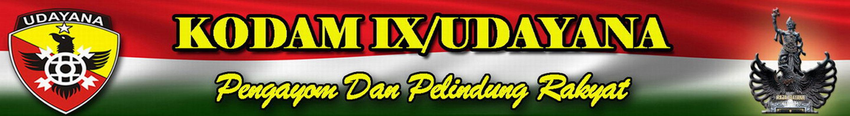 Kodam IX/Udayana - Denpasar