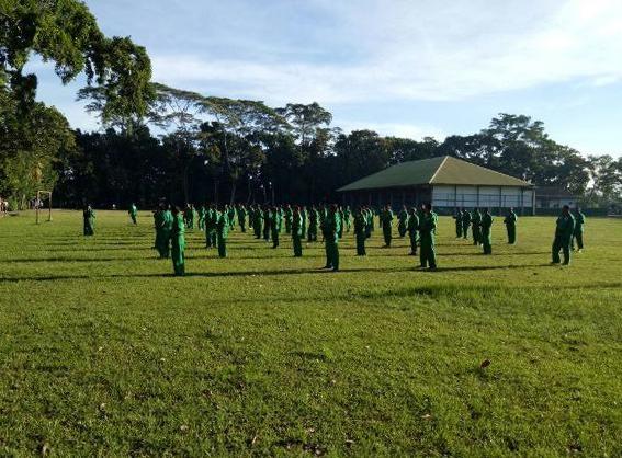 Latihan Yong Modoo, Tingkatkan Kemampuan Prajurit Profesional