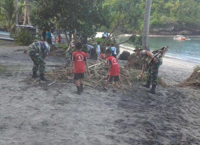 Bulan Kasih Sayang Terhadap Alam, Nusa Penida Bersih Dan Nyaman