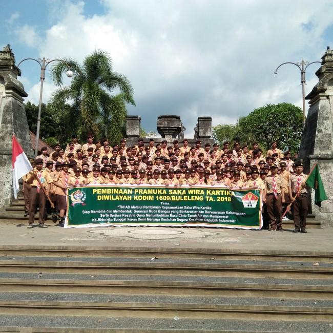 Bina Generasi Muda, Kodim 1609/Buleleng Kembali Rekrut anggota SWK