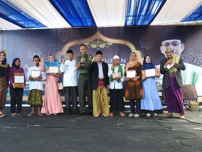 Danrem 162/WB : Lebaran Topat Budaya Lombok Yang Harus Tetap Dilestarikan