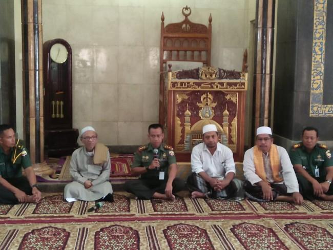 Duka Menyelimuti Korban Bencana Alam di Sulteng dan NTB, Kodim 1619/Tabanan Kirimkan Doa