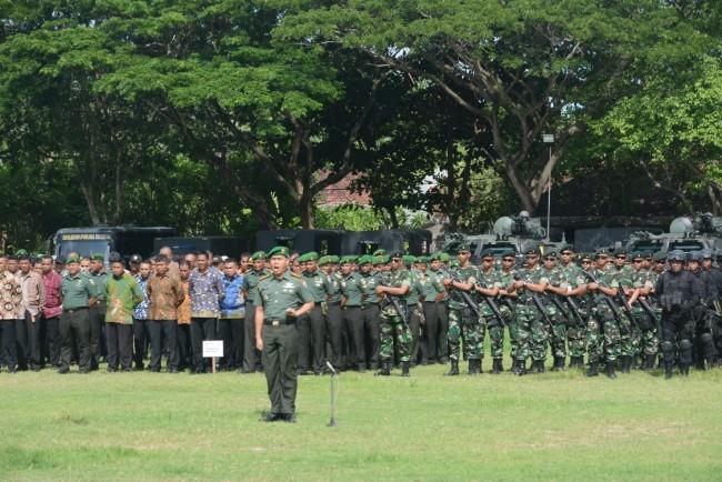 Bali Democracy Forum Digelar di Nusa Dua, Kodam IX/Udayana Siapkan Pengamanan