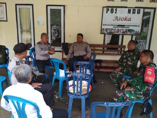 Sukseskan Pilkades, TNI-Polri Bersinergitas Bantu Amankan Rangkaian Pilkades