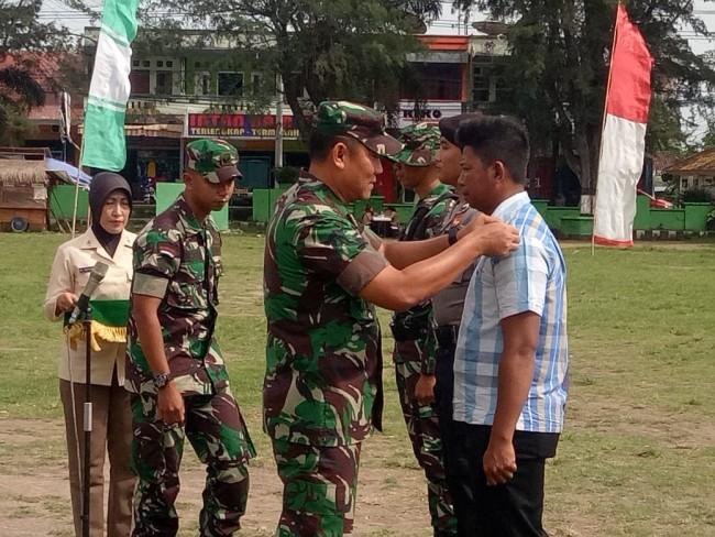 Kasdam IX/Udayana Tutup Opster TNI Tahun 2019
