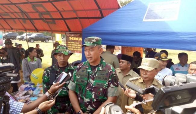 Lombok Timur Terpilih Sebagai Lokasi TMMD ke 105 di Wilayah Korem 162/WB
