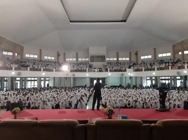Universitas Mataram Libatkan Korem 162/WB Dalam Pelaksanaan PKKMB Tahun 2019