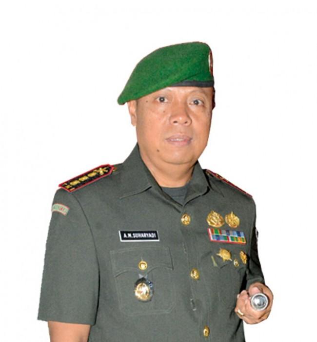 Danrem 163/Wira Satya Ucapkan Selamat Hari Jadi ke 61 Provinsi Bali
