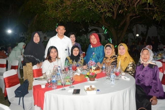 Indahnya Kekeluargaan Melalui Family Gathering Bersama Pangdam IX/Udayana