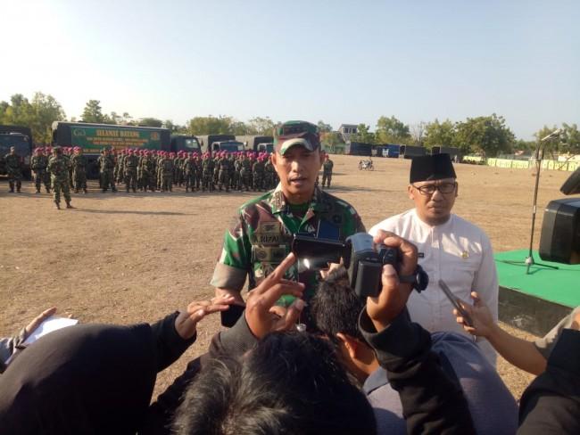 Tuntaskan Sasaran RTG Tiga Wilayah, 4 SSK Satgas Terpadu TNI Didorong ke KLU