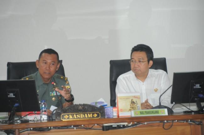 Tim Wasrik BPK RI Laksanakan Pemeriksaan Kinerja Kodam IX/Udayana