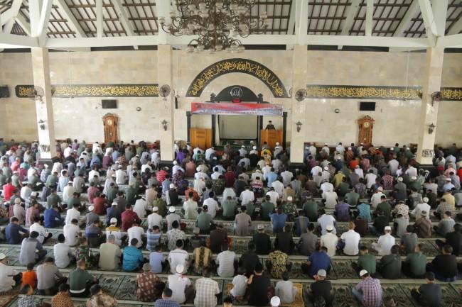 Berharap TNI AD Semakin Maju dan Solid, Kodam IX/Udy Gelar Doa Bersama Peringati Hari Juang TNI AD