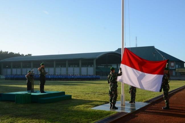 Amanat Panglima TNI, Pengembangan Organisasi TNI Kedepankan Pendekatan Tri Matra Terpadu