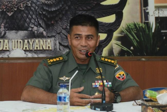 Gratis dan Bebas KKN, Kodam IX/Udayana Terima Calon Tamtama PK TNI AD