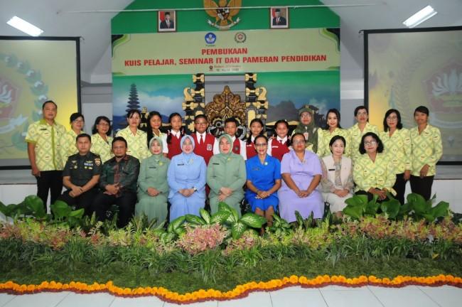Kuis Pelajar, Seminar IT Guru dan Pameran Pendidikan Meriahkan HUT ke 56 Dharma Pertiwi