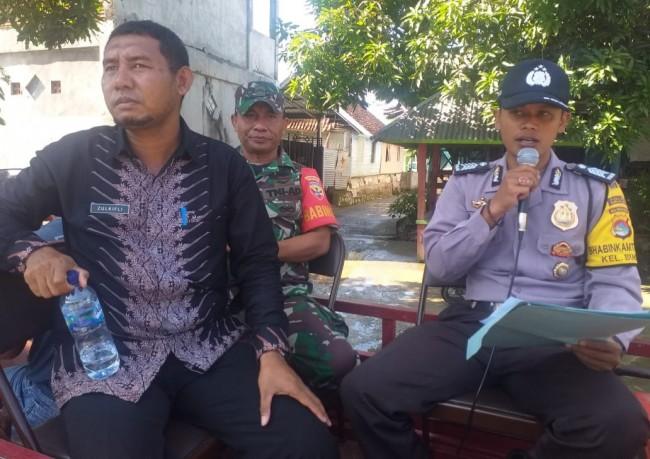 Danrem 162/WB : Sinergitas TNI-Polri di NTB Imbau Masyarakat Cegah Penyebaran Covid-19