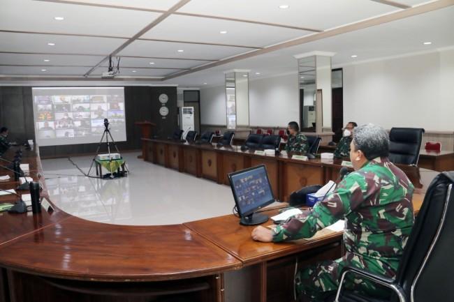 Irdam IX/Udayana Pimpin Entry Meeting Wasrik Post Audit
