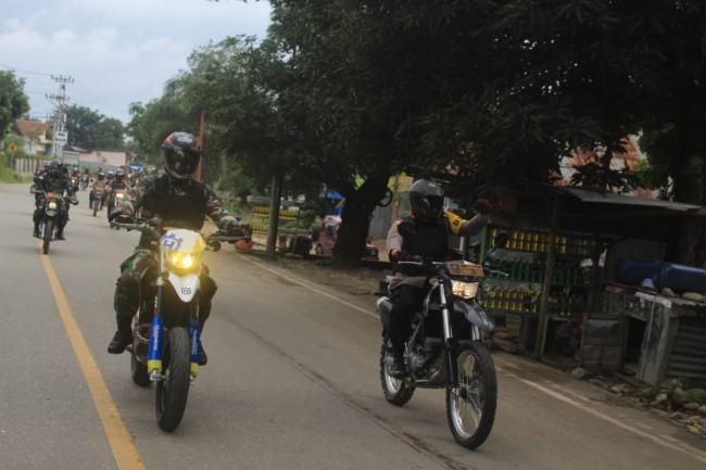Jelang Purna Tugas di Perbatasan RI-RDTL, TNI-Polri Gelar Patroli Bersama