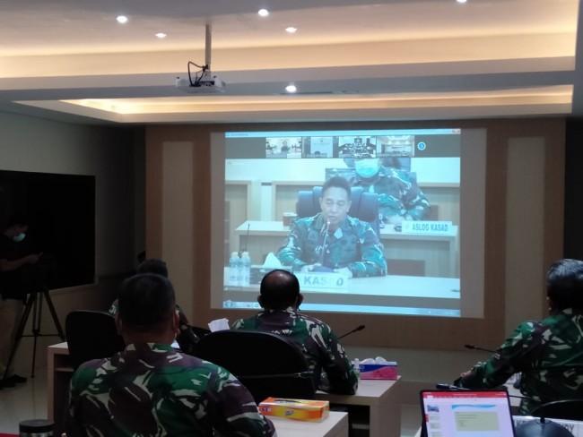 Kasad Pastikan Cepat Teratasi, TNI AD Bergerak Cepat Tangani Bencana Alam di NTT dan NTB