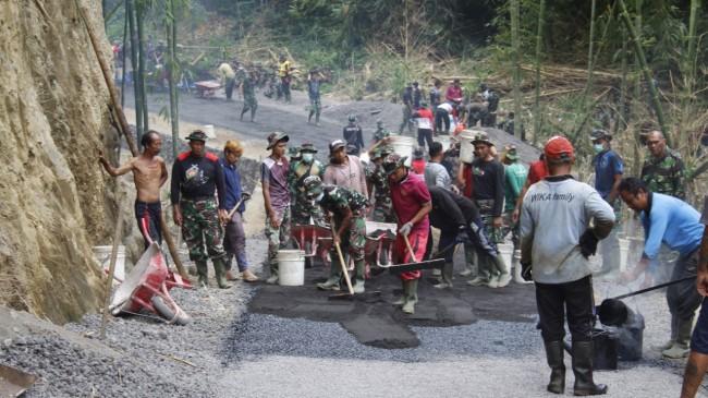 TMMD Ke-112 Gali Mutiara Terpendam Di Pedesaan dan Daerah Terisolir