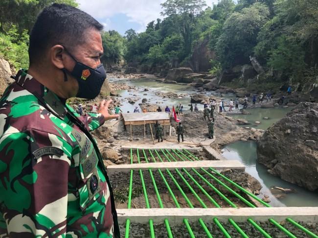 Pompa Hidram Salah Satu Solusi Tingkatkan Kesejahteraan Petani Desa Tangguntiti
