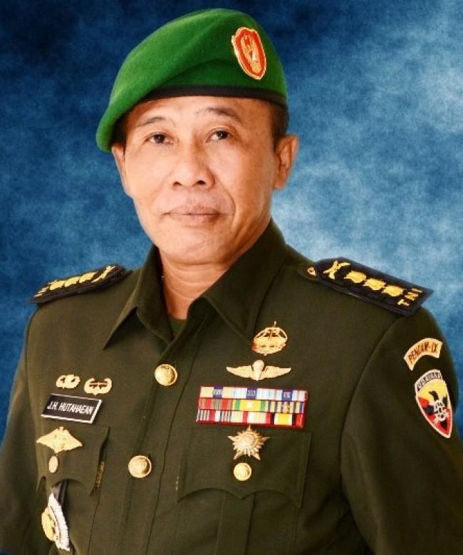 Kodam IX/Udayana Terima Calon Bintara Prajurit Karier TNI AD TA. 2018