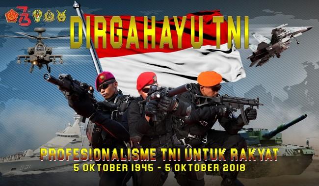 DIRGAHAYU TNI