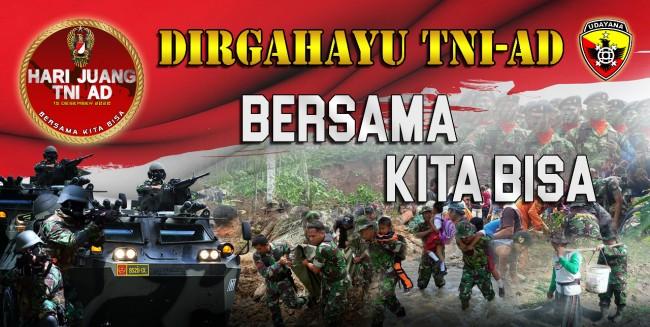 DIRGAHAYU TNI AD